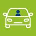 person in car icon