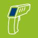 temp reader icon